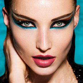Sekrety makijażu wodoodpornego