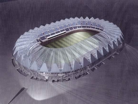 Otwarcie rozbudowanego stadionu Stali