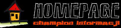 Homepage- serwis informacyjny